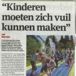 07/04/11 Gazet van Antwerpen – Buitenspeeldag